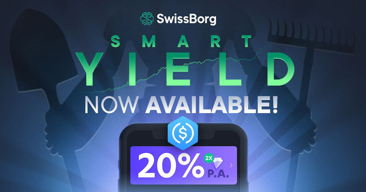 SwissBorg launches yield wallets for USDC and CHSB | CryptoSlate