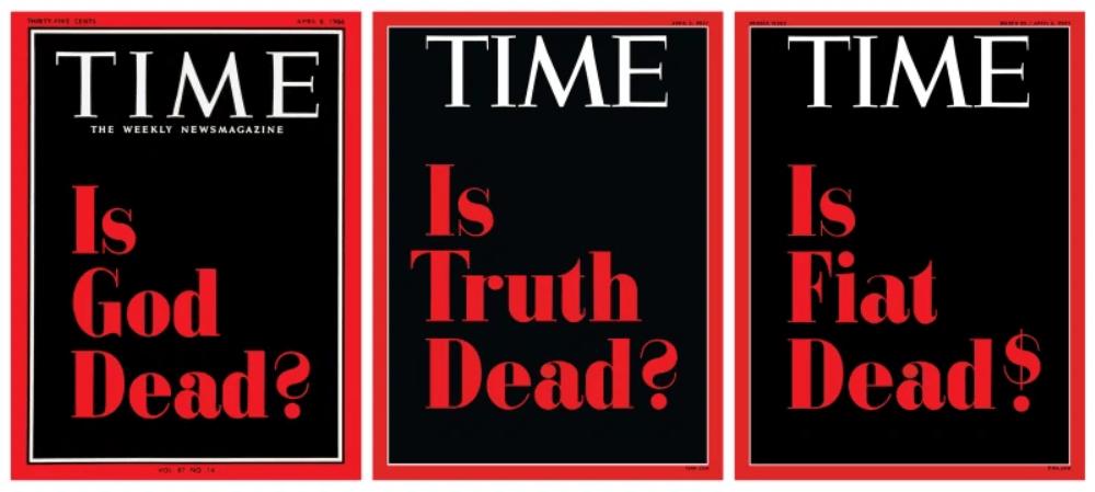 TIME Magazine NFTs