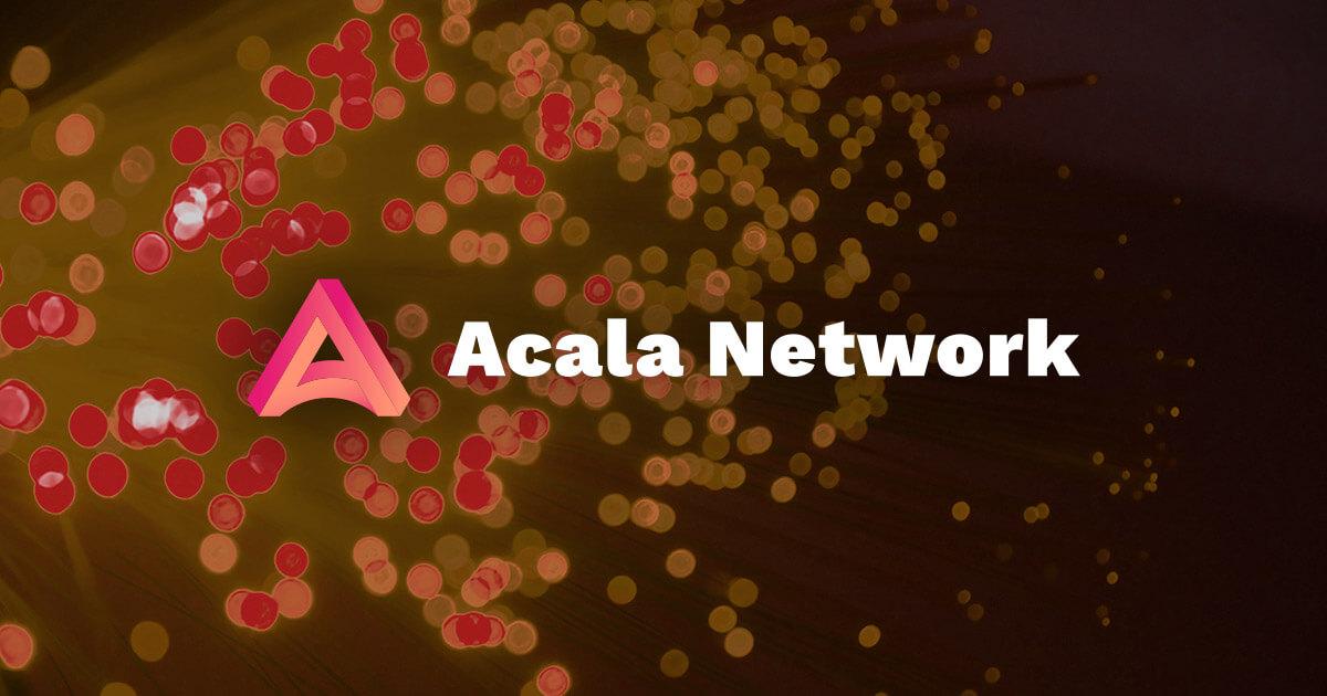 Acala Network wins a parachain slot on Polkadot (DOT) testnet