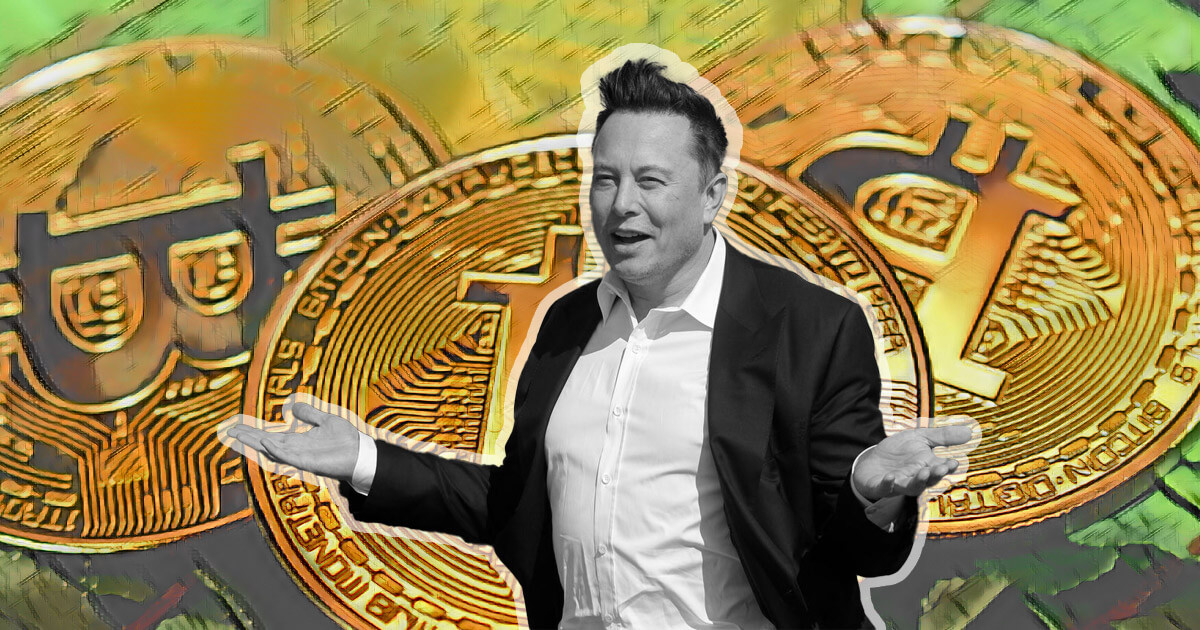 Elon Musk Confirms He Has Not Sold Any BTC