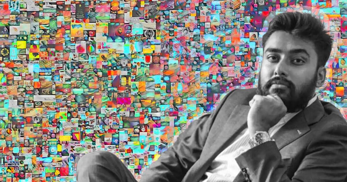 MetaKovan explains why he paid $69 million for Beeple's NFT artwork