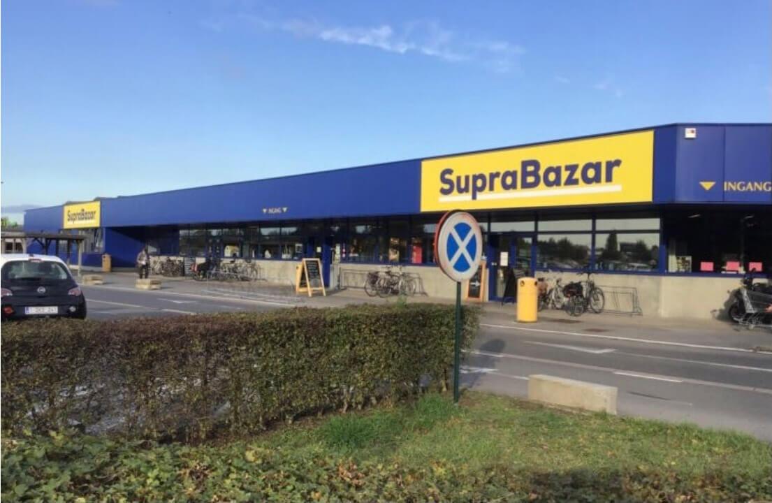 One of SupraBazar's in Flanders