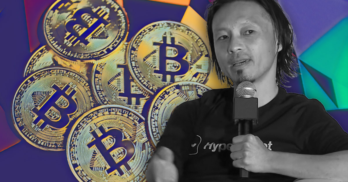 "Willy Woo: ""You'd be crazy to sell"" Bitcoin right now 