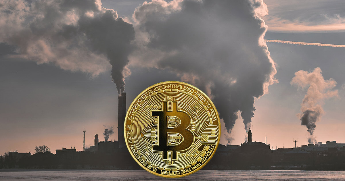 Environmentalists say Bitcoin must do what Ethereum is doing to fix climate impact