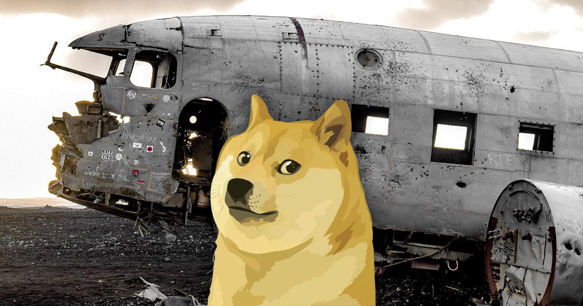 Grayscale's parent company bets $1 million on Dogecoin's decline thumbnail