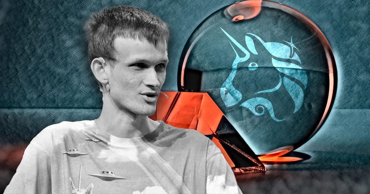 Ethereum's Vitalik Buterin makes the case for Uniswap as an oracle token