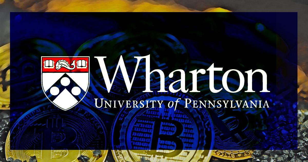 'Ivy League' school Wharton gets $5 million in Bitcoin as donation