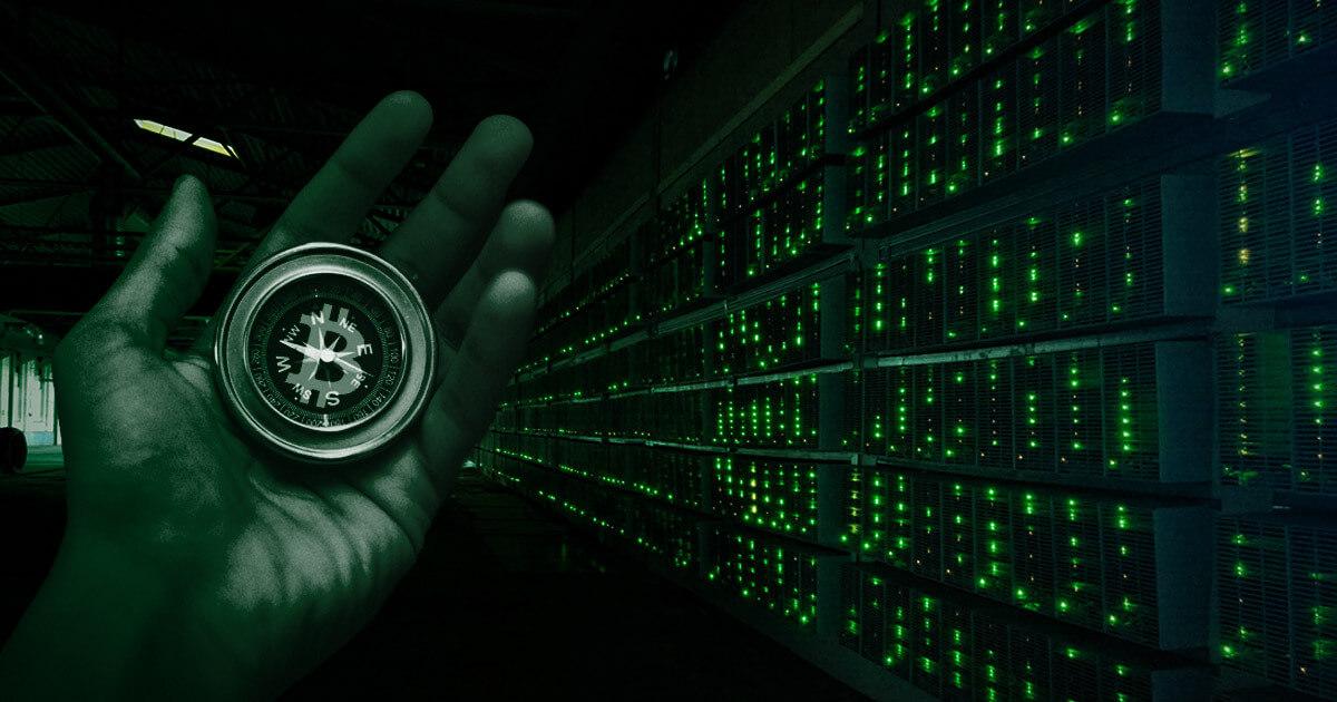 bitcoin minerario cap