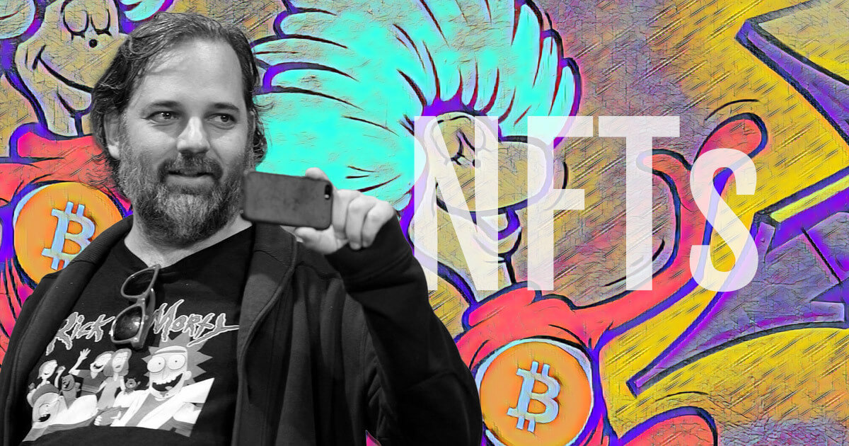 Rick and Morty creator joins Fox's new $100 million NFT and blockchain effort