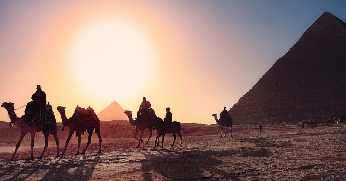 Enjin & Virtual Worlds to release limited-edition NFTs of Egyptian monuments