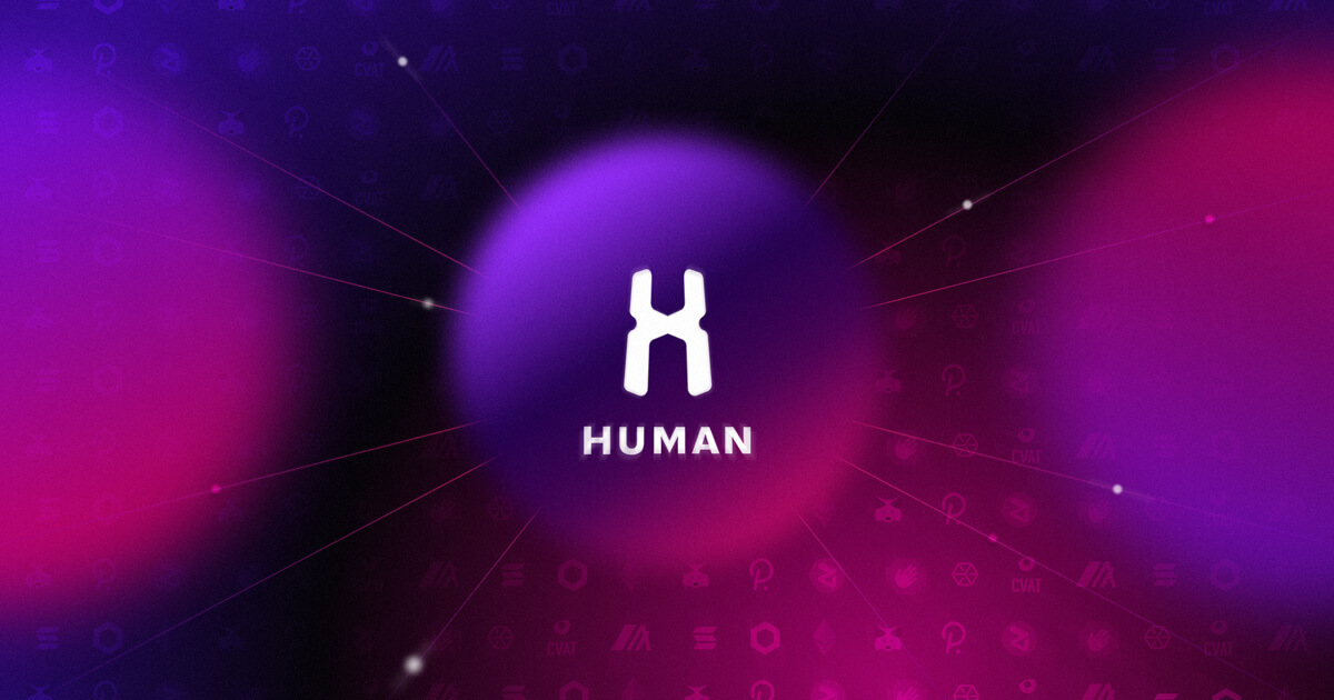 Introducing HUMAN Protocol: A new way for humans and machines to securely connect and collaborate   CryptoSlate