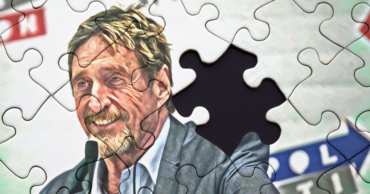 Suspicions, 'Whackd,' and conspiracies: Aftermath of crypto proponent John McAfee's death