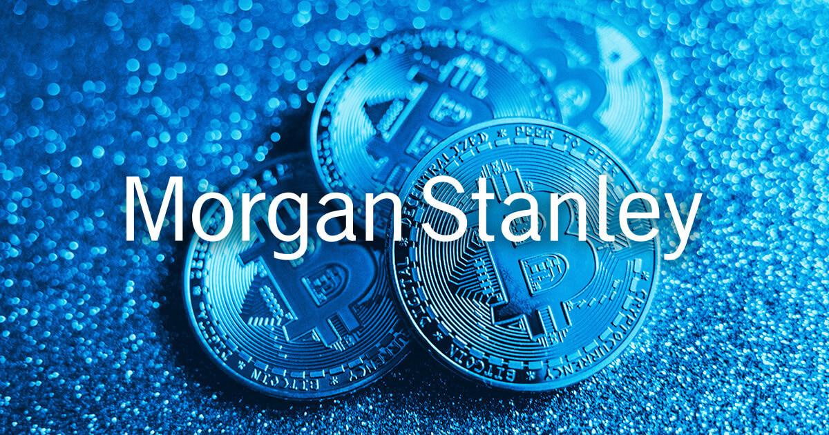 Morgan Stanley vlastní více než 1 milion akcií  Grayscale Bitcoin Trustu