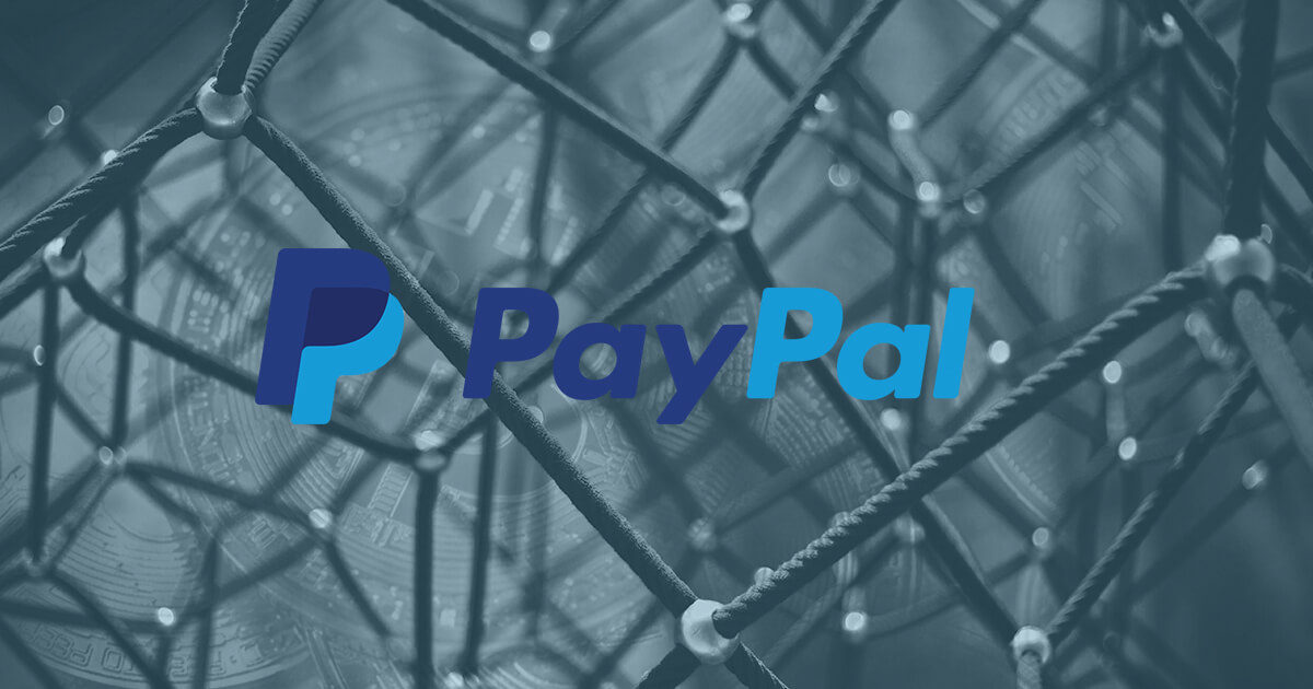 PayPal processed nearly $2 billion worth of Bitcoin, Ethereum, and Litecoin trades in May