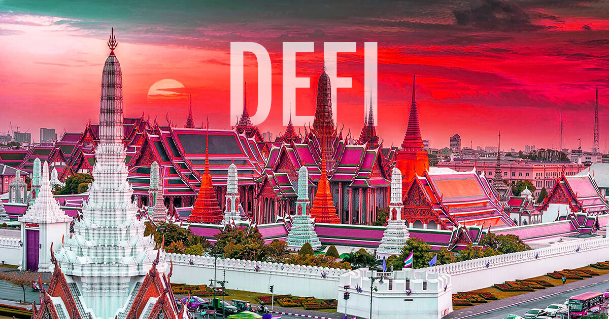 Thailand's SEC looks to regulate the issuance of DeFi tokens | CryptoSlate
