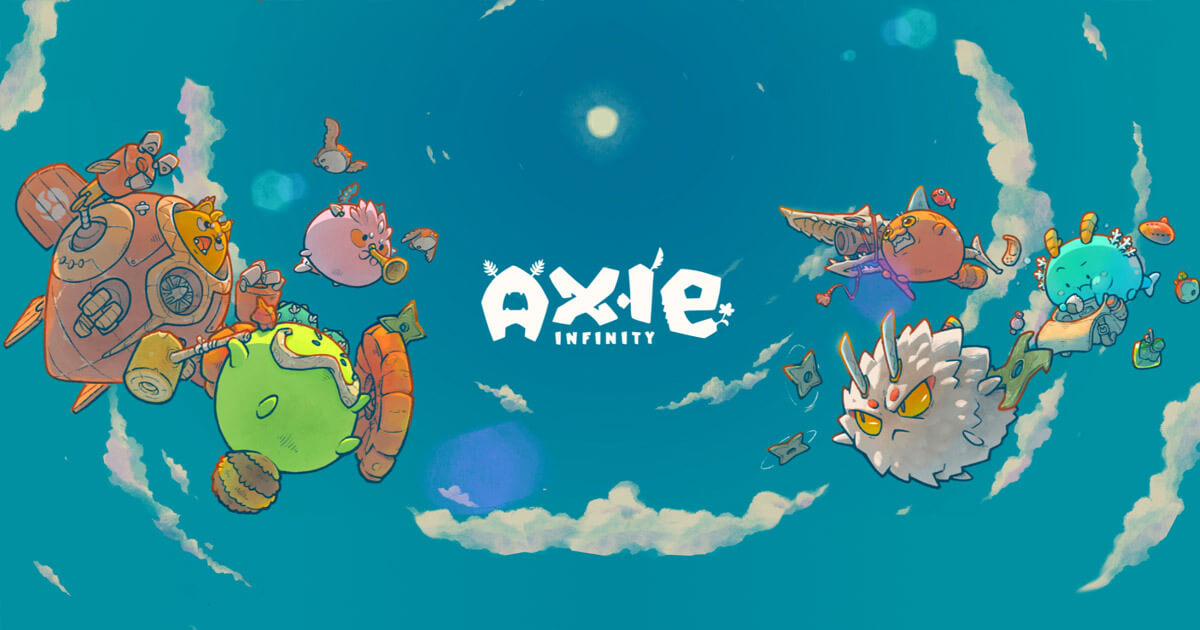 What is Axie infinity?