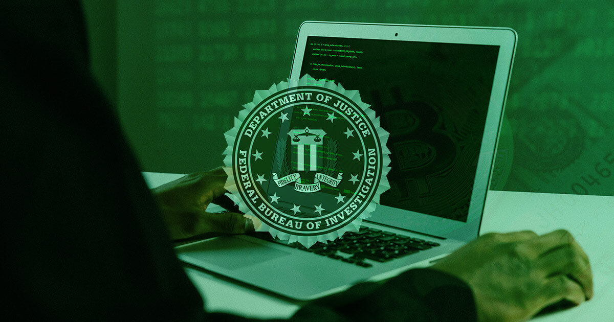The FBI issues warning to cryptocurrency users over growing threat of cybercrime | CryptoSlate