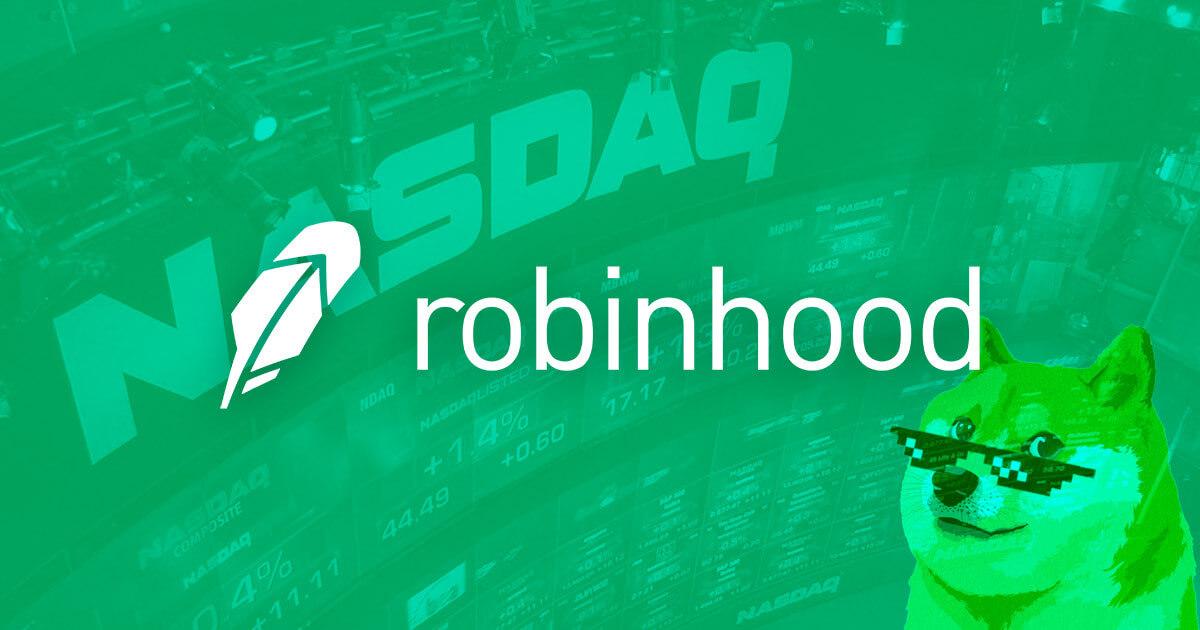 Dogecoin  latest dogecoin news Robinhood's Nasdaq debut ends with sputter, can Dogecoin (DOGE) save it? thumbnail
