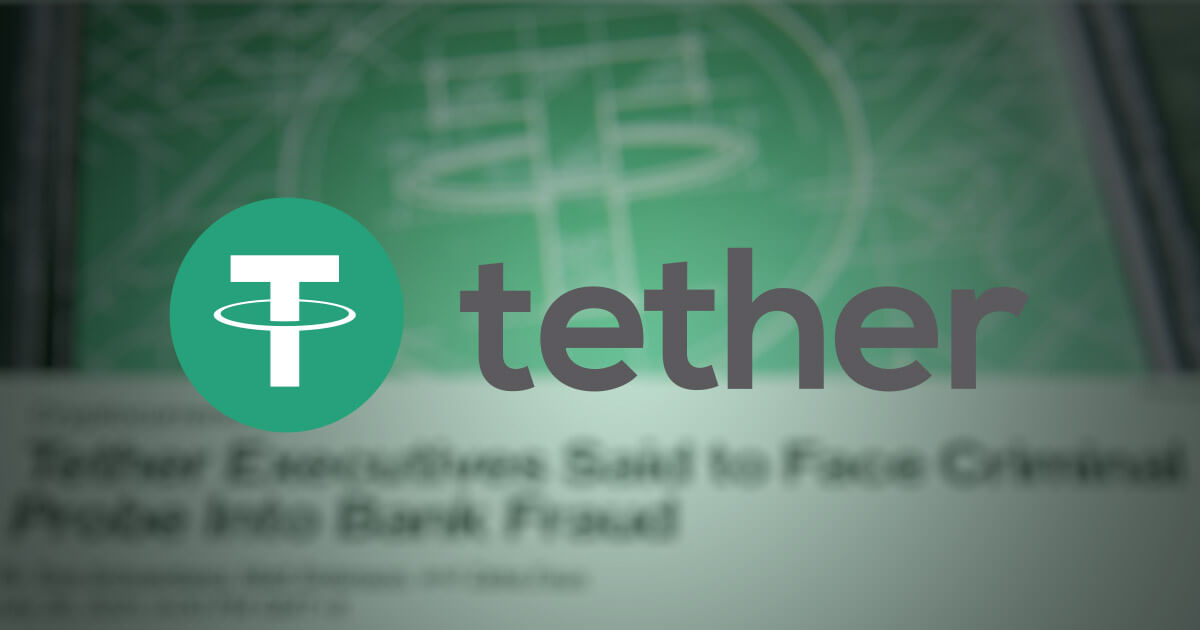Tether (USDT) slams Bloomberg over criminal probe accusations   CryptoSlate