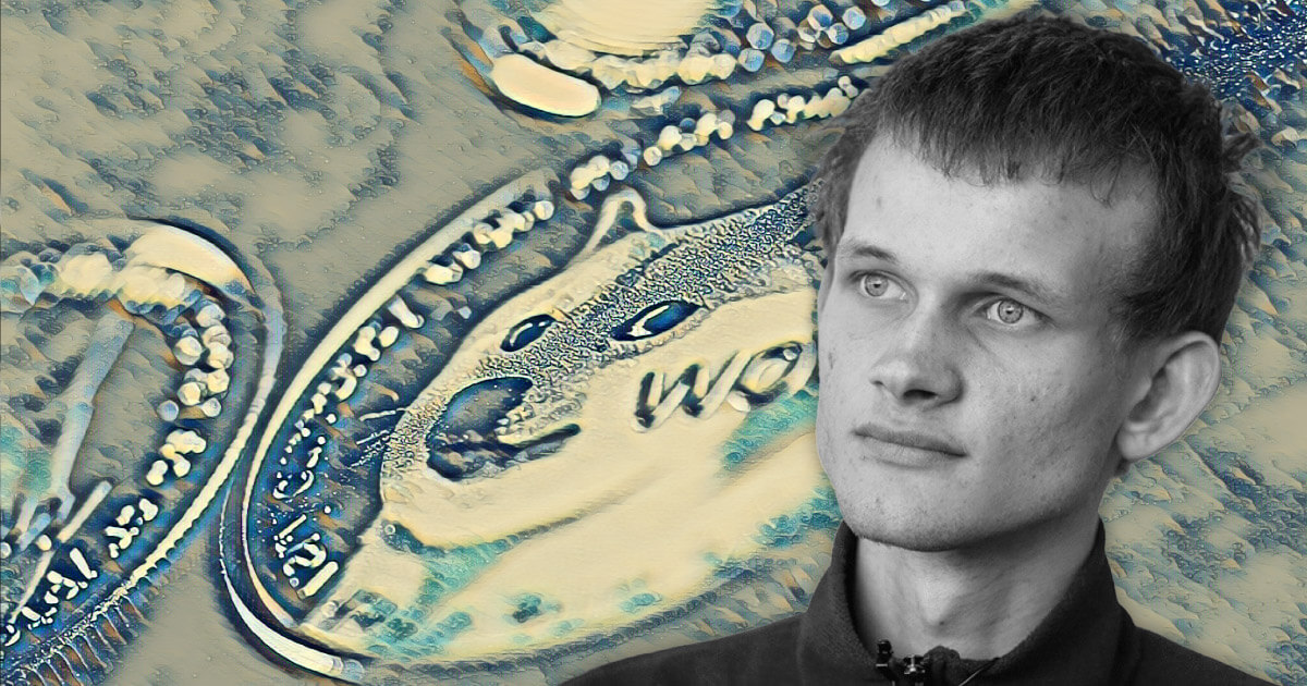 Dogecoin  latest dogecoin news Dogecoin (DOGE) gets serious by bringing on Vitalik Buterin to its Foundation thumbnail
