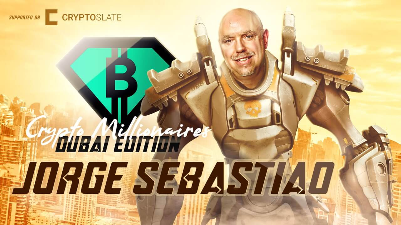 Talking DeFi farming and 'luxury' NFTs with crypto thought leader Jorge Sebastio