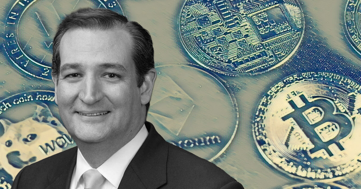 Ted Cruz says crypto got 'screwed' after senate votes on infrastructure bill   CryptoSlate