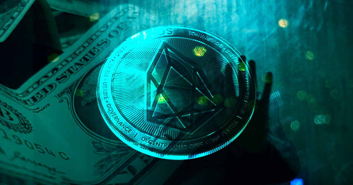 """EOS under fire over claims its ICO was a shady """"pump scheme"""""""