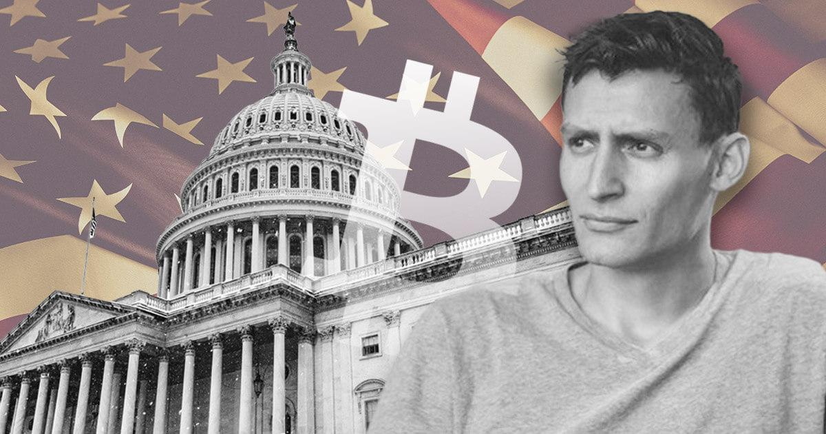 U.S Senate candidate proposes Fort Nakamoto as a strategic Bitcoin reserve