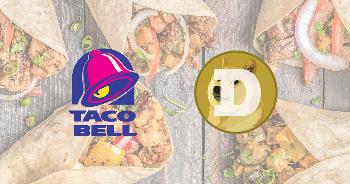 Dogecoin  latest dogecoin news Paying for Taco Bell with Dogecoin (DOGE) could soon become a reality thumbnail