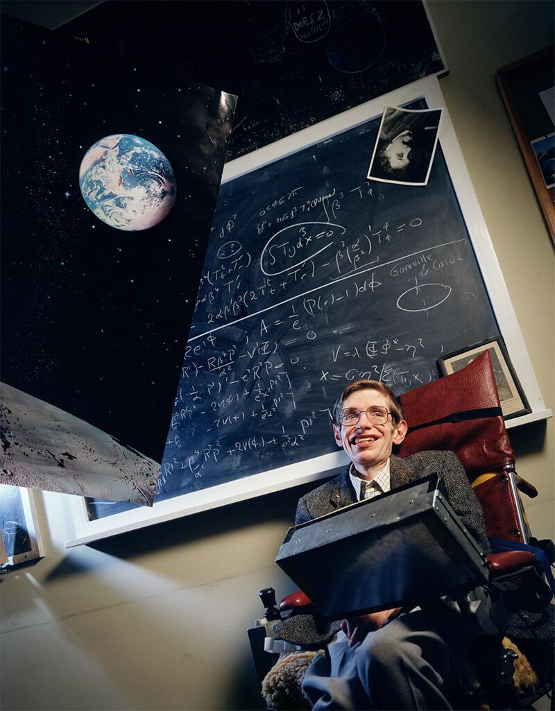 Stephen Hawking NFT
