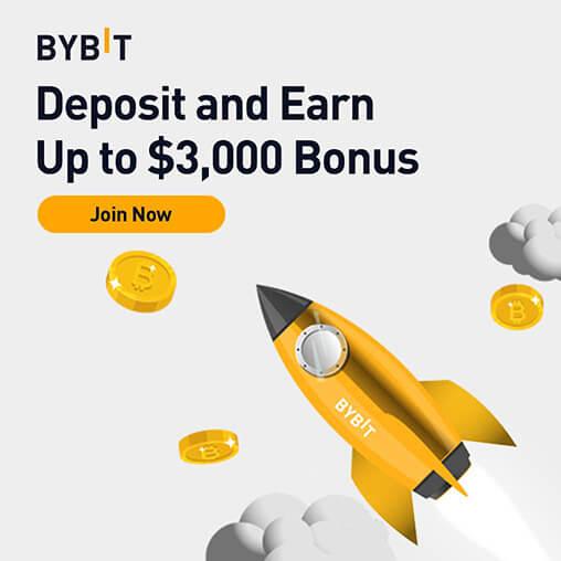 Deposit and Earn Up to $3000 Bonus