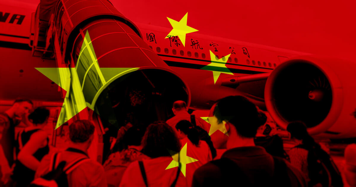 Over 20 crypto firms leave China because of ban | CryptoSlate